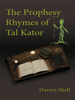 The Prophesy Rhymes of Tal Kator