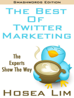 The Best Of Twitter Marketing