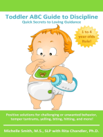 Toddler ABC Guide to Discipline
