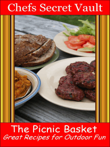 The Picnic Basket: Great Recipes for Outdoor Fun
