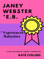 Janey Webster, E.B.* (Experienced Babysitter)