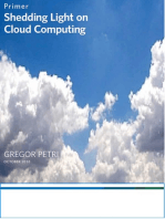 Shedding Light on Cloud Computing