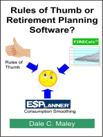 Rules of Thumb or Retirement Planning Software?