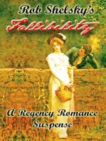 Fallibility, A Regency Romance