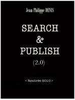 Search & Publish 2.0. Journal d'un universitaire, vol.2. (Enhanced Version)