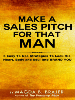 Make A Sales Pitch For That Man