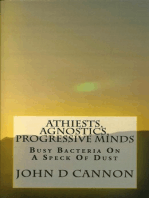 Atheists, Agnostics, Progressive Minds