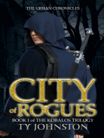 City of Rogues (Book I of the Kobalos trilogy)