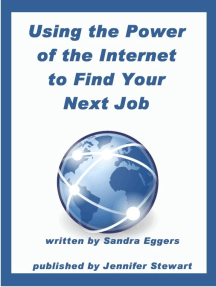 Using the Power of the Internet to Find Your Next Job