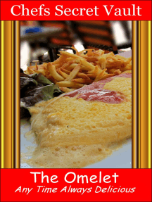 The Omelet: Any Time Always Delicious