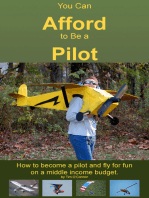 You Can Afford To Be A Pilot