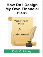 How Do I Design My Own Financial Plan?