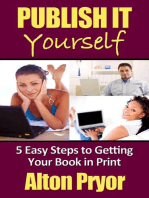 Publish It Yourself