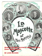 Stars of the Early Australian Stage. The Royal Comic Opera Company