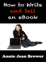 How to Write and Sell an Ebook