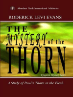 The Mystery of the Thorn