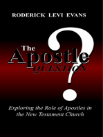 The Apostle Question