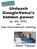 Unleash GoogleVoice's hidden power for 3G, WiFi, and free international roaming