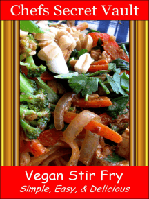Vegan Stir Fry: Simple, Easy, & Delicious