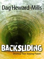 Backsliding