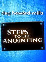 Steps to the Anointing