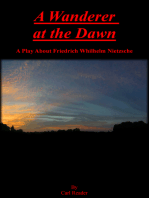 A Wanderer at the Dawn
