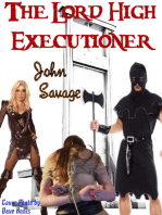 The Lord High Executioner