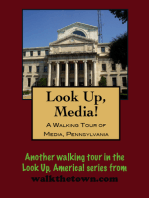 A Walking Tour of Media, Pennsylvania