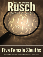 Five Female Sleuths