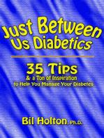 Just Between Us Diabetics