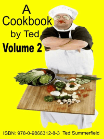 A Cookbook by Ted. Volume 2