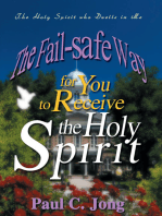 The Fail-safe Way for You to Receive the Holy Spirit