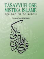 Tasavvufi Ose Mistika Islame