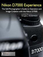 Nikon D7000 Experience