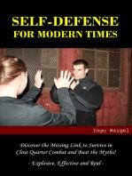 Self-Defense For Modern Times