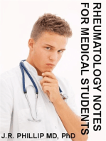 Rheumatology Notes for Medical Students