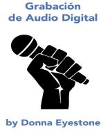 Grabación de audio digital