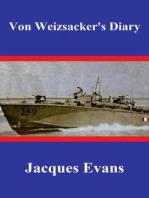 Von Weizsacker's Diary