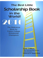 The Best Little Scholarship Book In The World 2017