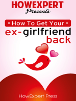 How To Get Your Ex-Girlfriend Back