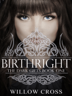 The Dark Gifts Birthright