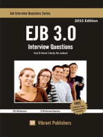 EJB 3.0 Interview Questions You'll Most Likely Be Asked