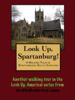 A Walking Tour of Spartanburg, South Carolina