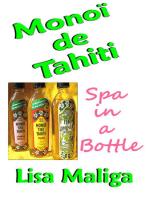 Monoi de Tahiti