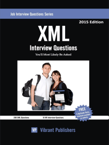 XML Interview Questions You'll Most Likely Be Asked