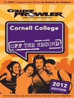 Cornell College 2012