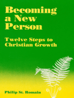 Becoming a New Person