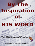 By The Inspiration of His Word