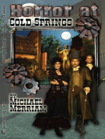 Horror at Cold Springs
