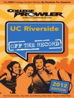 UC Riverside 2012